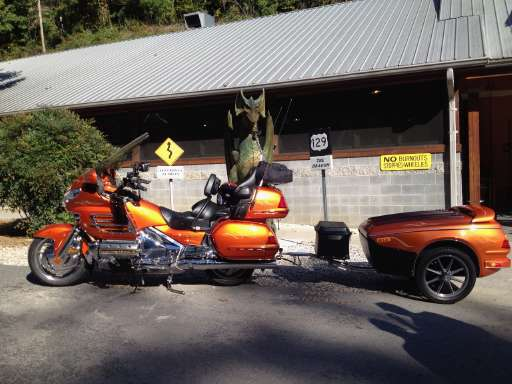 new or used honda gold wing motorcycle for sale in clarksville