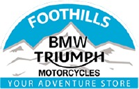 Foothills BMW/Triumph Motorcycles Logo