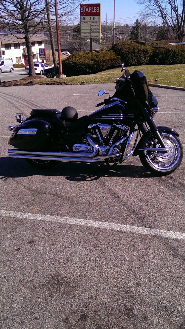 new or used yamaha stratoliner motorcycle for com
