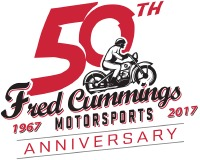 Fred Cummings Motorsports Logo