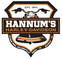 Hannum's Harley-Davidson - Media Logo
