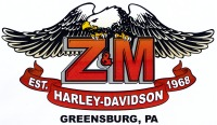 Z & M Cycle Sales Logo