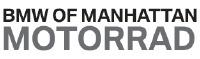 BMW Of Manhattan Motorrad Logo