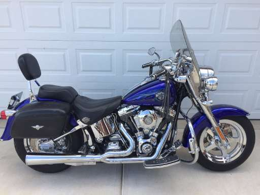 new or used harley--davidson softail motorcycle for sale in