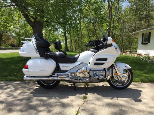 new or used generator honda gold wing 1800 motorcycles for sale in