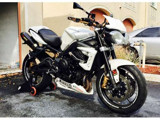 new or used triumph street triple r motorcycle for sale in miami