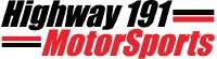 Highway 191 MotorSports Logo