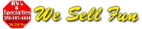 RV & Specialties Logo