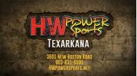 H&W Powersports Logo