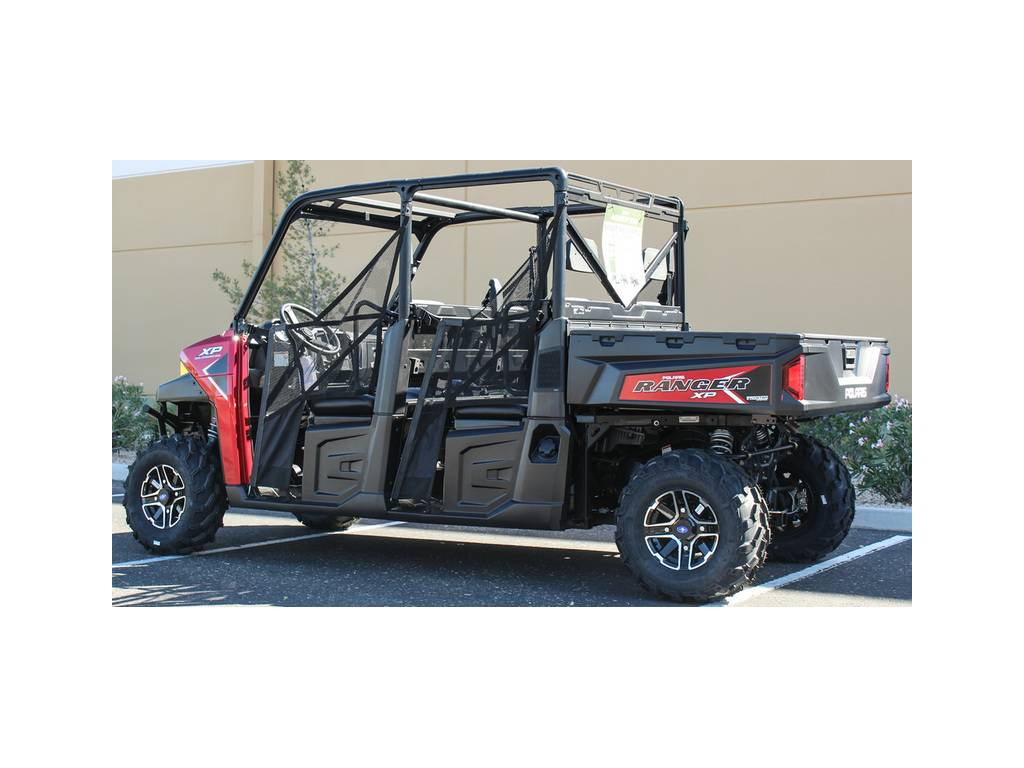 2017 polaris ranger crew xp 1000 eps sunset red peoria az. Black Bedroom Furniture Sets. Home Design Ideas