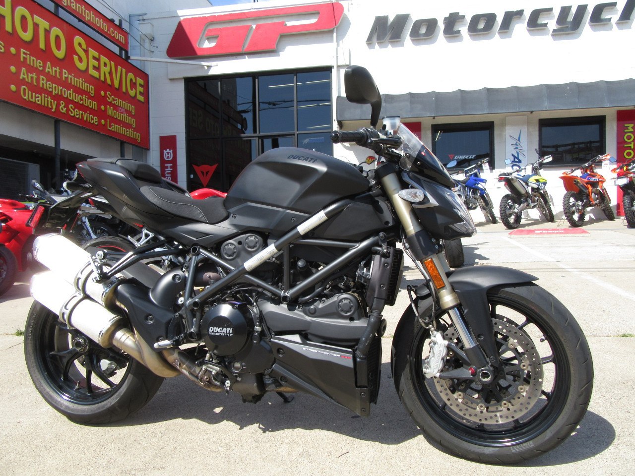 Ducati Streetfighter Cycle Trader