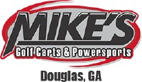 Mikes Golf Carts and Powersports Logo