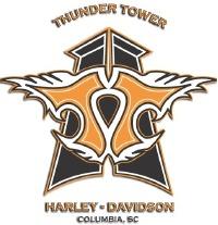 Thunder Tower Harley-Davidson Logo