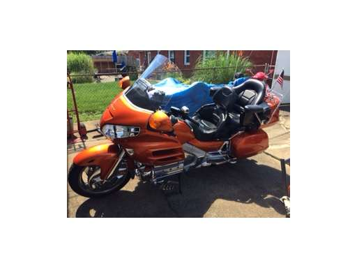 new or used honda gold wing 1800 motorcycle for sale in louisville