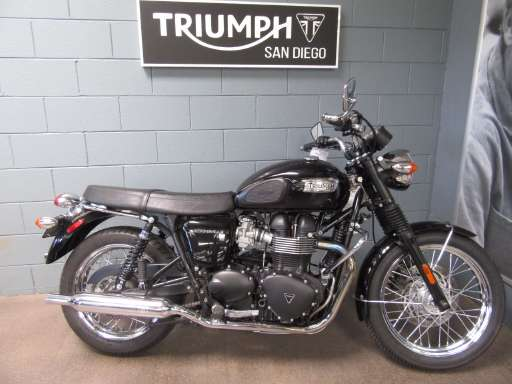 new or used triumph bonneville t100 motorcycle for sale in san
