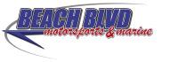 Beach Boulevard Motorsports Logo