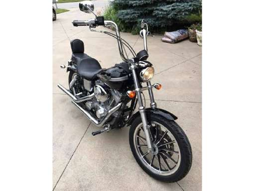new or used harley-davidson super glide dyna motorcycle for sale
