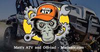 Matts Atv and Offroad Logo