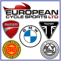 European Cycle Sports LTD, Home of BMW Motorcycles of North Dallas Logo