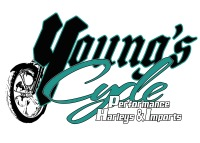 Young's Motorcycle & Powersports Sale Logo