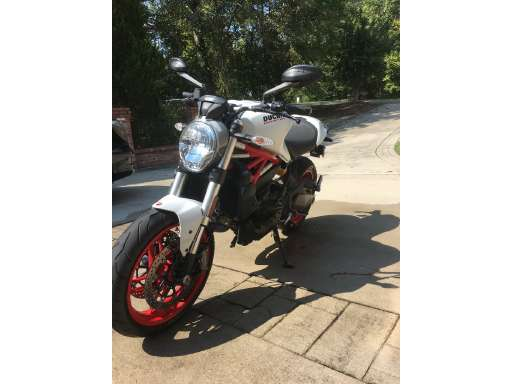 new or used ducati monster 821 motorcycle for sale - cycletrader