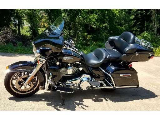 new or used harley--davidson electra glide ultra classic