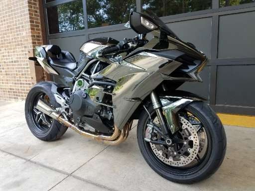 new or used kawasaki ninja h2 motorcycle for sale - cycletrader