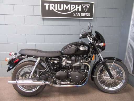 new or used triumph motorcycle for sale in san diego, california