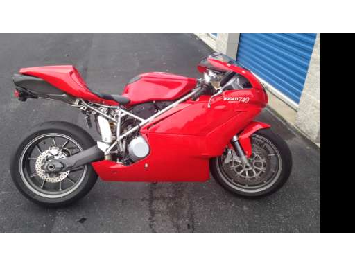 ducati superbike 749 motorcycle for sale - cycletrader