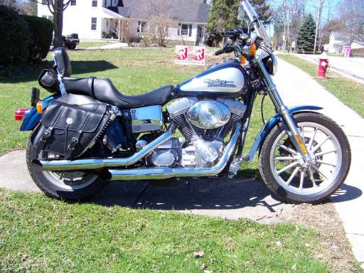 new or used harley--davidson dyna motorcycle for sale