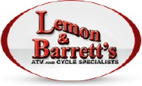 Lemon & Barrett's ATV And Cycle Specialists Logo
