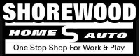 Shorewood Home and Auto Logo