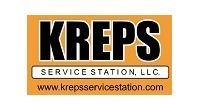 Kreps Service Station Logo