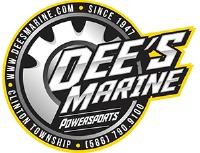 Dee's Marine Logo