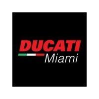 Ducati Miami Logo