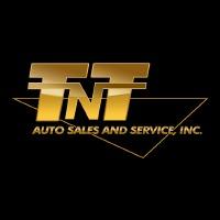 TNT Auto Sales & Service Logo