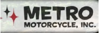 Metro Motorcycle Inc. Logo