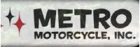 Metro Motorcycle Inc. Logo