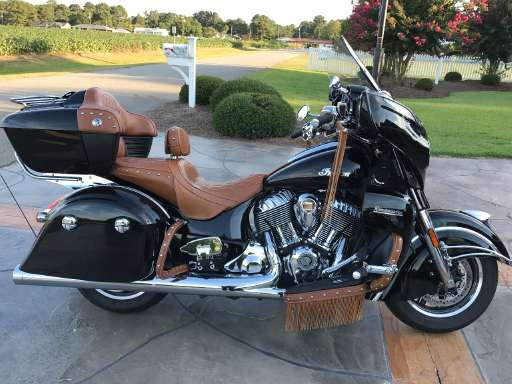 2017 Indian ROADMASTER CLASSIC In Goldsboro NC