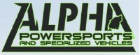 Alpha Powersports Logo