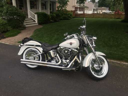Harley davidson classic vintage motorcycles for sale 2001 harley davidson fat boy in bayport ny fandeluxe Choice Image