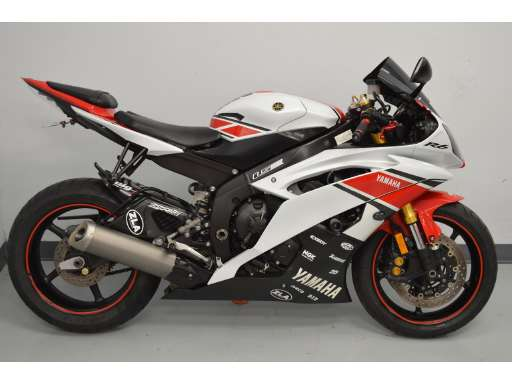 2012 Yahmaha YZF R6 50TH ANNIVERSARY EDITION In Call For More Information