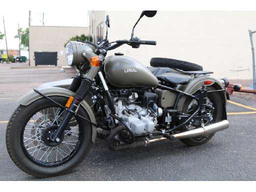 Ural Motorcycles For Sale - Motorcycle Sales - CycleTrader.com
