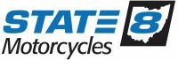 State 8 Motorcycles Logo