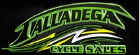 Talladega Cycle Sales Logo