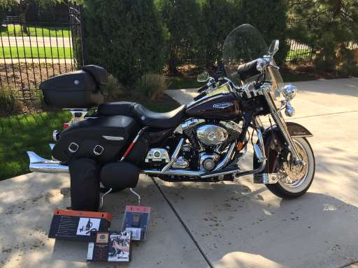 Naperville - Harley-Davidson ROAD KING CLIC For Sale ...
