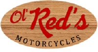 Ol' Red's Motorcycles Logo