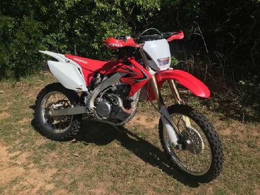 Honda CRF 450X For Sale - Honda Motorcycles - CycleTrader.com