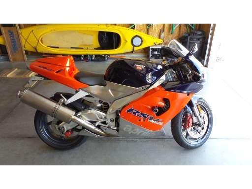 Wisconsin - Aprilia RSV MILLE Dirt Bike Motorcycles For Sale