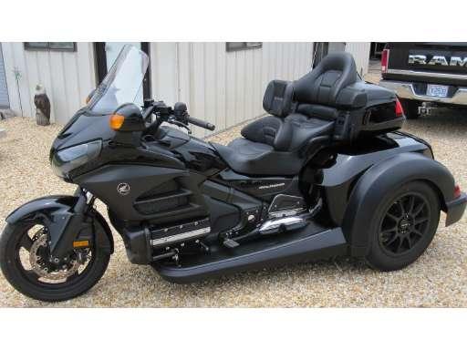 Honda GOLDWING TRIKE Trike Motorcycles For Sale: 216